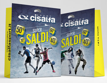 Shopper Saldi Cisalfa